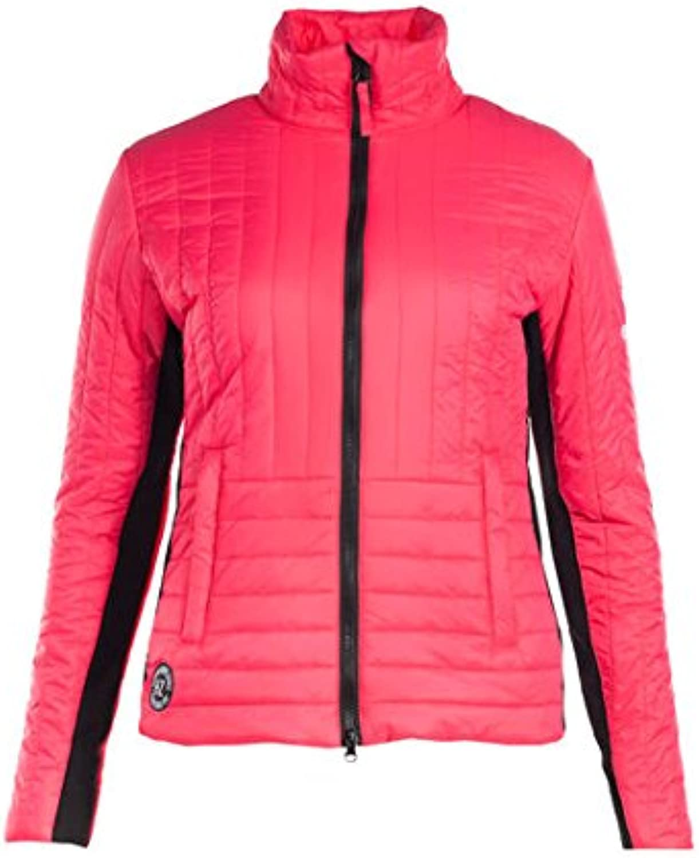 Horze Supreme Nessa Women's Padded Jacket (12 (42), Teaberry Pink)