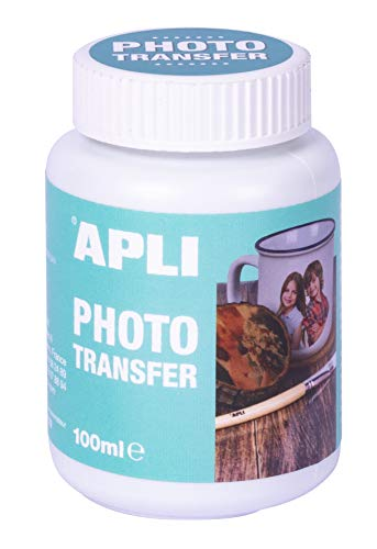 APLI 17528 - Bote barniz photo transfer