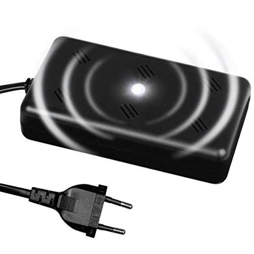 Gardigo Marder-Frei Indoor LED für Haus, Garage und Dachboden I Marderschutz, Marderschreck 230 V mit Netzstecker