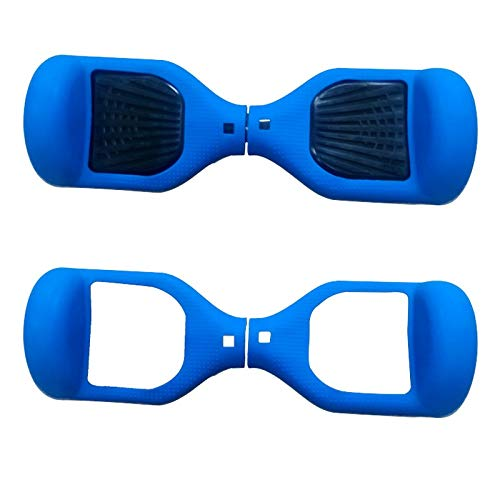 UrbanGlide für Hoverboard 6,5 Schutz, Silikon, Unisex, Erwachsene, Blau