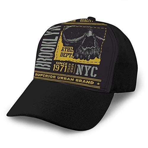Jeffrey Toynbee Gorra de béisbol Ajustable Vintage Urban Tyrannosaurus Head Mesh Hat