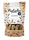 Puptales Succulent Pigs in Blankets Dog Treats, 1x500g Pack - Long Lasting - Just 2 Ingredients (Chicken and Pork), 100% Natural UK Meat – Deliciously Healthy and Tasty Dog Chew for your Dog or Puppy