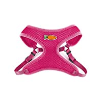 Allows you to take your small pet outside for exercise while keeping in control of them Comfy mesh harness is durable and comfortable for your pet Harness is adjustable for a cosy and secure fit Set includes a matching 120cm nylon lead with a trigger...