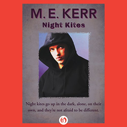 Night Kites audiobook cover art