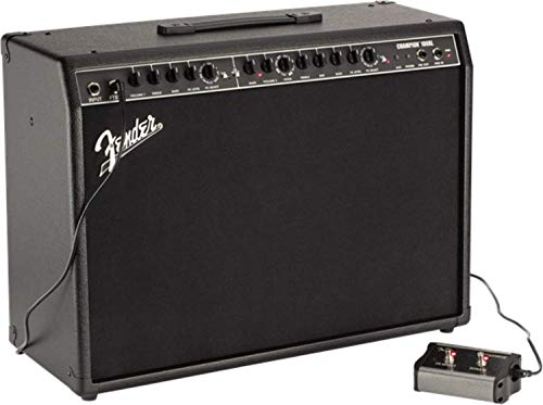 Fender Champion 100XL, Digital Modeling Guitar Amplifier Combo