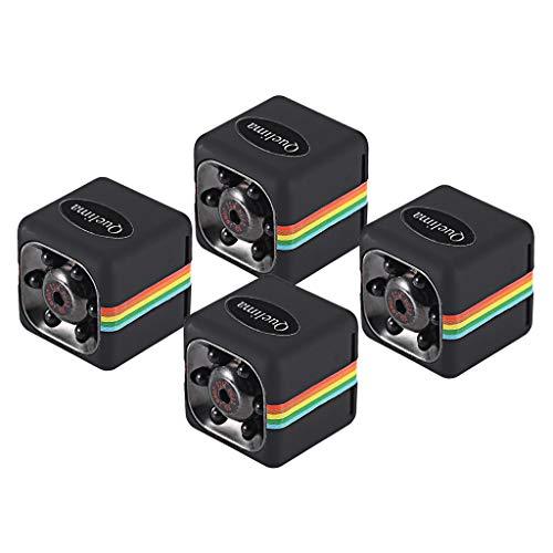 IPOTCH 4x Portable Mini SQ11 DV DVR Camera HD Dash Security Cam IR Night Vision