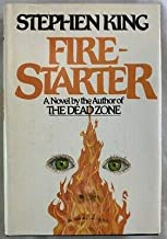 Book Club Early Edition Stephen King Firestarter Horror Novel HBDJ