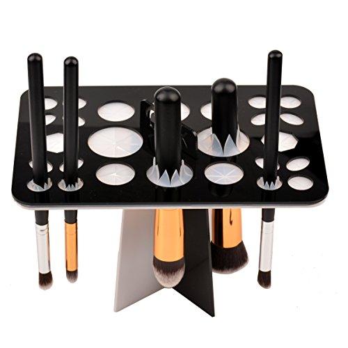 CkeyiN-Oraganizador Maquillaje ,Organizador de Cosméticos ,Secador Profesional para Pinceles y Brochas de...
