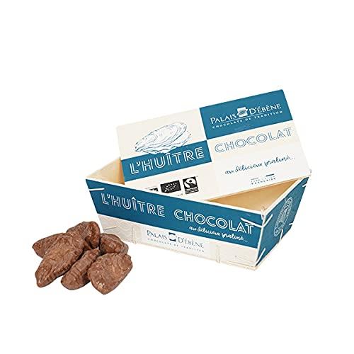 Palais DEbène - Mini Bourriche DHuîtres Au Chocolat Praliné 140G - Vendu par unité
