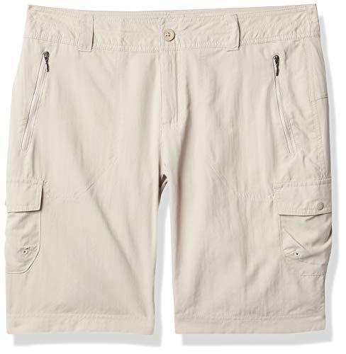 Columbia Women's East Ridge Shorts, Fossil,...