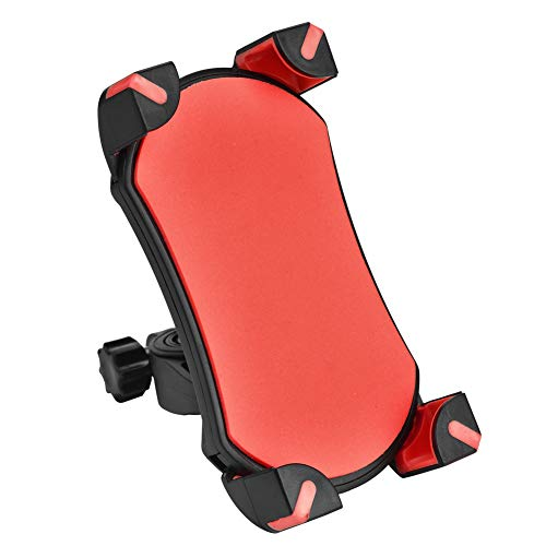 Yagosodee Manillar de La Bicicleta de La Bici de La Motocicleta para 3. 5-6. Soporte de Montaje de GPS para Teléfono Celular de 5 Pulgadas