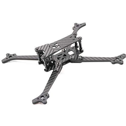 Accessori per droni Telaio da 5 pollici For Drone For EVO 220 220mm For FPV Frame 5mm For ARM Fibra di carbonio per For FPV For Racing For Drone Telaio Kit quadcopter Accessori (Colore: cornice kit) .