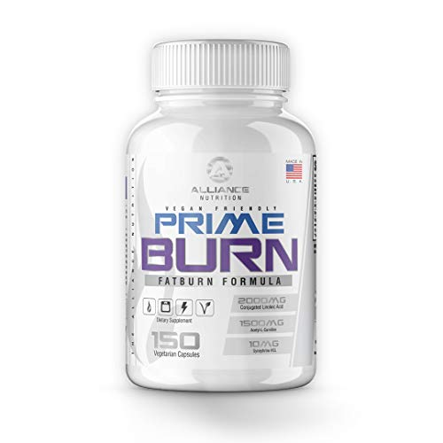 Fat Burners for Men by The Alliance Nutrition review