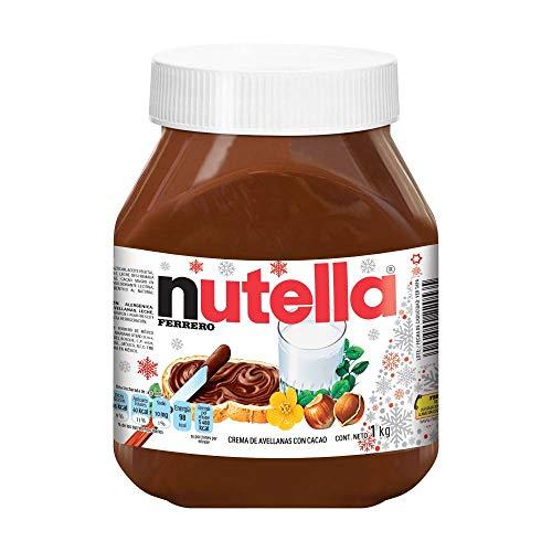 Nutella Ferrero, Crema De Avellanas Con Cacao, 1 kg