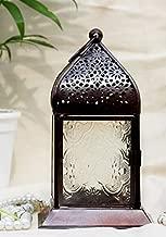 Fabrilla Metal Home Lantern Decorative Beautiful for Gifts Ht.6.5'' Classic Design