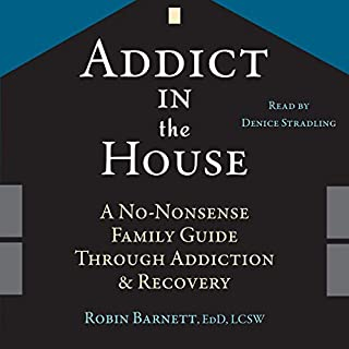 Addict in the House audiobook cover art