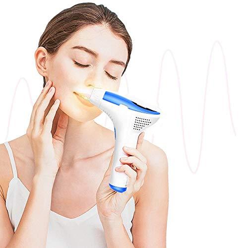 Dispositif d'épilation d'épilateur pour l'équipement d'épilation permanent facial
