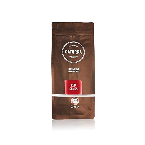 Caturra Red Sands Filter Kaffee Bohne, 5er Pack (5 x 250 g)