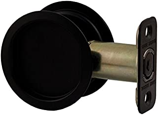 Stone Harbor Hardware, Round Pocket Door Lock, HL81207