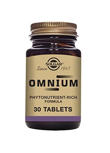 Solgar Omnium Tablets - Pack of 30