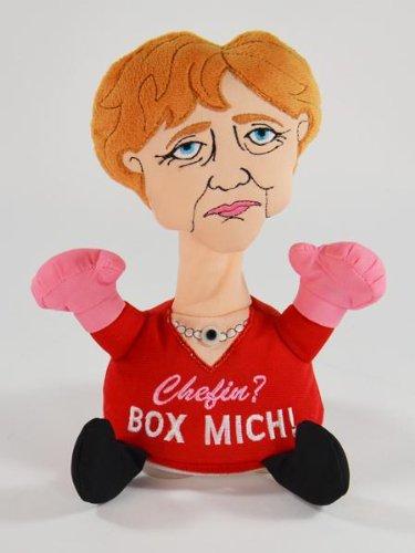Stress Angie Puppe mit Sprach- und Bewegungssensor, Saugnäpfe für festen Halt