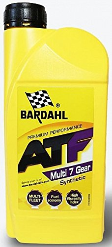 Bardahl 10 x 36581 ATF Multi 7 Gear 1L