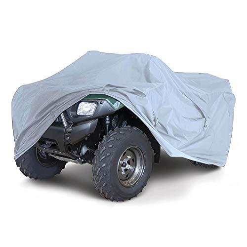 Sumex QUAD0XL dekzeil/volledige garage extra groot, voor ATV/quad bikes