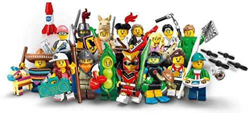 71027 LEGO Minifigures série 20 comprend x1 Figurine aléatoire âge 5 ans