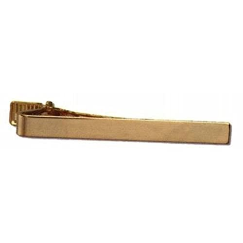 Select Gifts Heart Playing Card Number 5 Gold-Tone Tie Clip Pouch