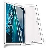 TUUT [2-Pack] Protector Pantalla para Huawei MediaPad M5 Lite 10.0'', Cristal Vidrio Templado Premium [9H Dureza] [Alta Claridad] Anti-arañazos Sin Burbujas Película Alta Transparencia Protectora