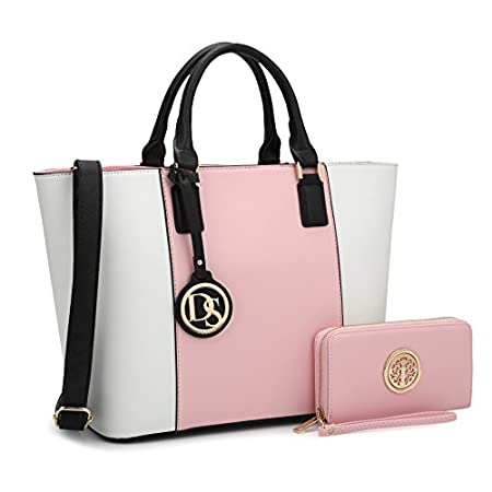 Fashion Shopping DASEIN Women's Handbags Purses Large Tote Shoulder Bag