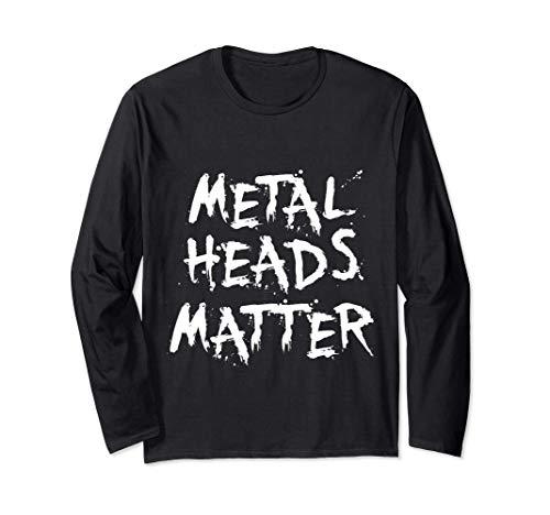banda de heavy metal música regalo divertido camiseta Manga Larga