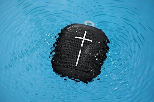 Ultimate Ears WONDERBOOM Portable Waterproof Bluetooth Speaker - Phantom Black
