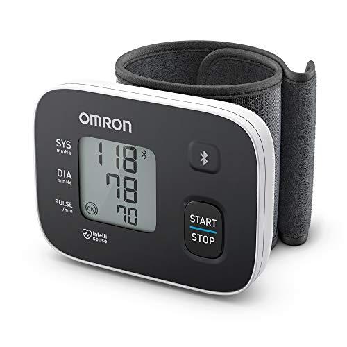 OMRON RS3 Intelli IT Misuratore di Pressione Arteriosa da Polso -...