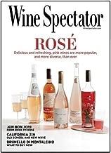 Wine Spectator Magazine June 30, 2018 Bon Jovi, Rose