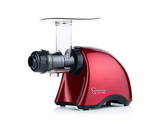 Sana Juicer by Omega EUJ-707 in Rot