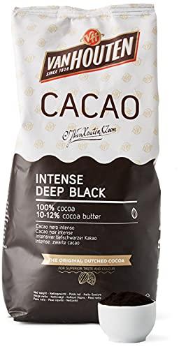 Van Houten Cacao en Polvo Color Negro Intenso bolsa 1kg