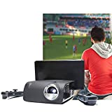 AAXA S1 Mini Nintendo Switch Dock Projector, 3...