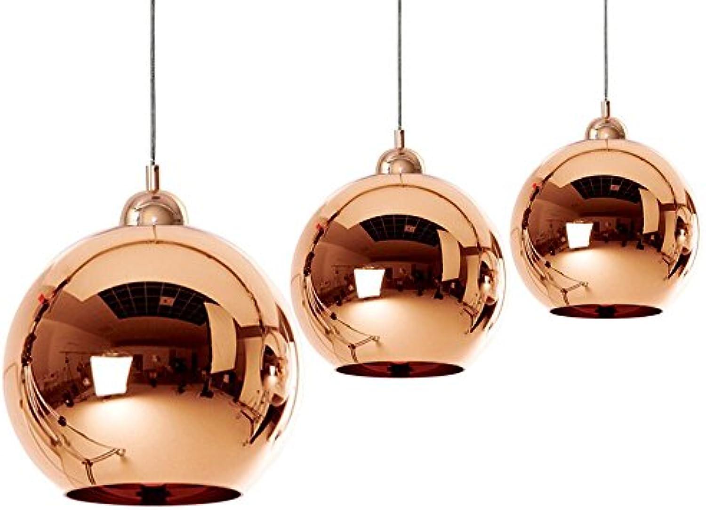 Dst Copper Mirror Ball 25cm Deckenlampen Kronleuchter (25cm)