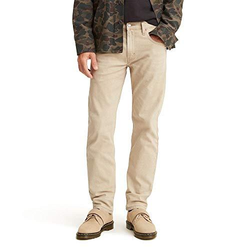 Levi's Herren 502 Regular Taper Fit Jeans, Harvest Gold Whiskers - Stretch, 29W / 32L