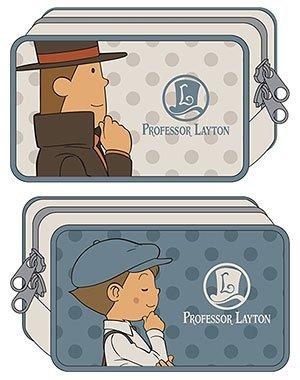 Mobile Pouch Diva El Profesor Layton y el Eterno (1) lunares (Jap?n importaci?n / El paquete y el manual est?n escritos en japon?s)