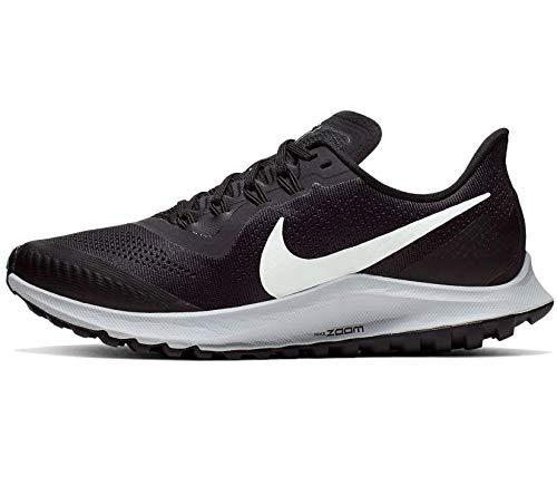Nike Women's Wmns Air Zoom Pegasus 36 Trail Running Shoes,Gray (Oil Gray / Barely Gray-Black-Wolf Gray 2),8.5 UK,43 EU