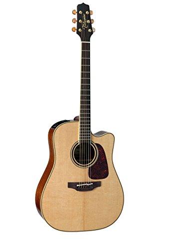 TAKAMINE (Musikinstrumente)–Gitarre electro-acustica P4DC DREADNOUGHT Serie Pro