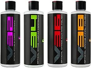 Chemical Guys GAP_VKIT_16 V Line Polish and Compound Kit (16 fl. oz) (4 Items)