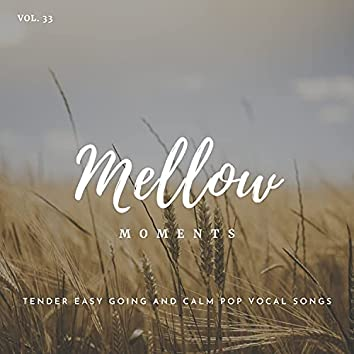 Mellow Moments - Tender Easy Going And Calm Pop Vocal Songs, Vol. 33