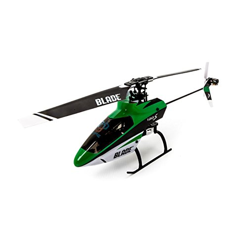 Blade BLH4100 120 S RTF +6-Channel Radio Sub-Micro Single Rotor RC Helicopter