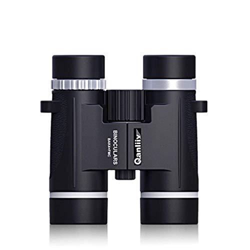 J-Love Binoculares astronómicos Espejo HD Alta Potencia para Hacer Turismo Visión Nocturna Espejo al Aire Libre 8X40