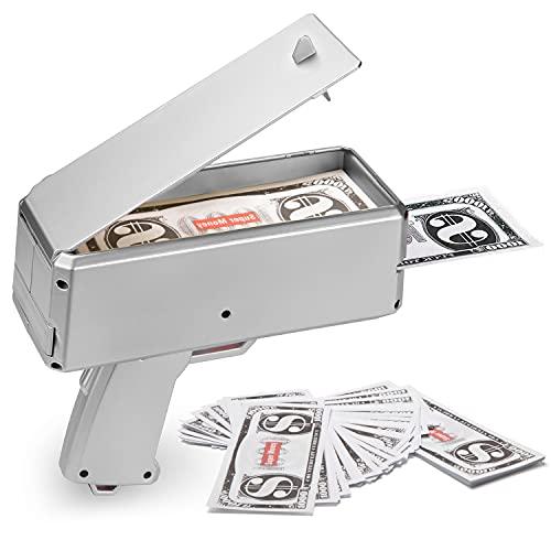 Super Money Guns Playing Spary Mone…