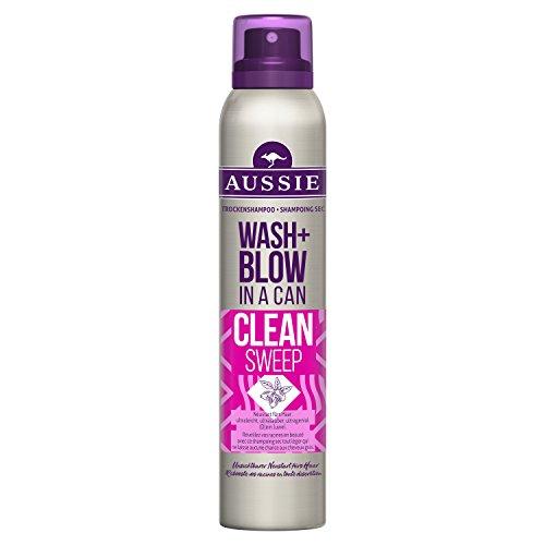 3x Aussie Clean Sweep Dry Shampoo je 180ml Trockenshampoo