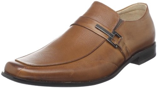 Stacy Adams Men's Beau Slip-On,Cognac,11.5 M US